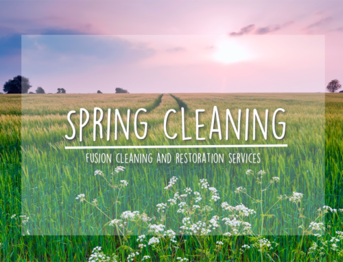 Spring Cleaning 2017 is in the air